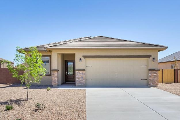 The Ajo by LGI Homes at Vanderbilt Farms:Gorgeous one-story home filled with upgrades inside!