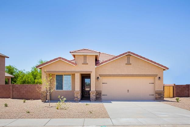 The Bisbee by LGI Homes:One of our most popular one-story homes because of the amazing features!