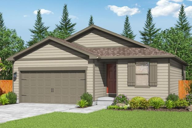 The Arapaho by LGI Homes:Stunning 3-bedroom home!