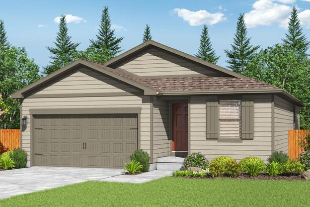 The Arapaho by LGI Homes:Stunning 3-bedroom!