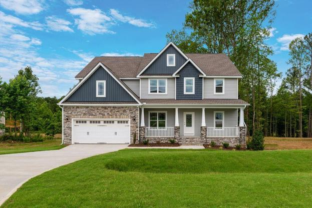 Addyson at Holden Road:Stunning homes are available for quick move-in!