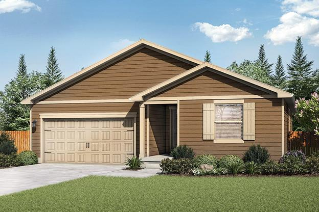 The Gunnison by LGI Homes:Check out this 3-bedroom beauty!