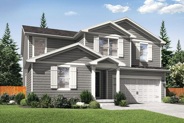 The San Juan by LGI Homes:Large 5-Bedroom Home with Walk-in Closets