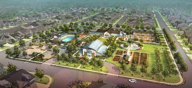 Summit at Liberty, a 55+ community:Incredible amenities at this community!