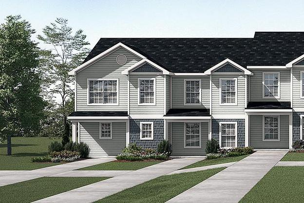 Crawford Townes:Spacious townhomes with maintained yards available now!