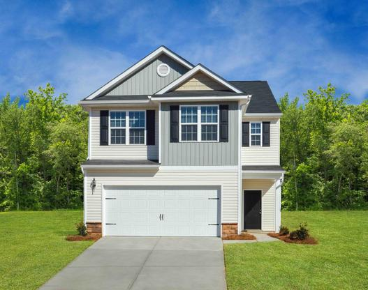 The Burke Plan:Gorgeous 3 bed/2.5 bath home available for quick move-in