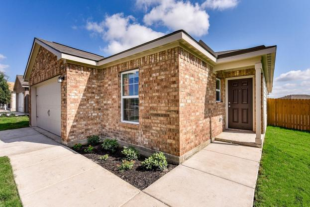 The Pecos by LGI Homes:The Pecos is a charming one-story home in the community of Sonterra!