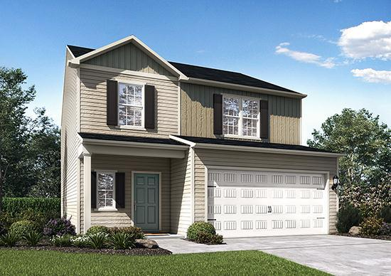 The Avery Plan:Gorgeous home loaded with upgrades!