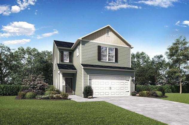 The Ashley Plan:Gorgeous home loaded with upgrades!