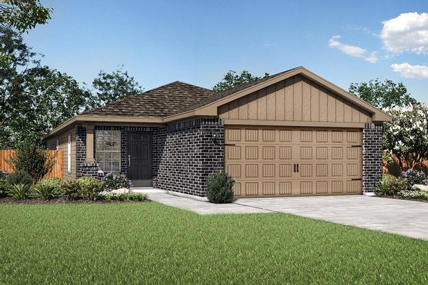 The Hawthorne Plan by LGI Homes:This spacious 3-bedroom, 2-bath homes features incredible upgrades!