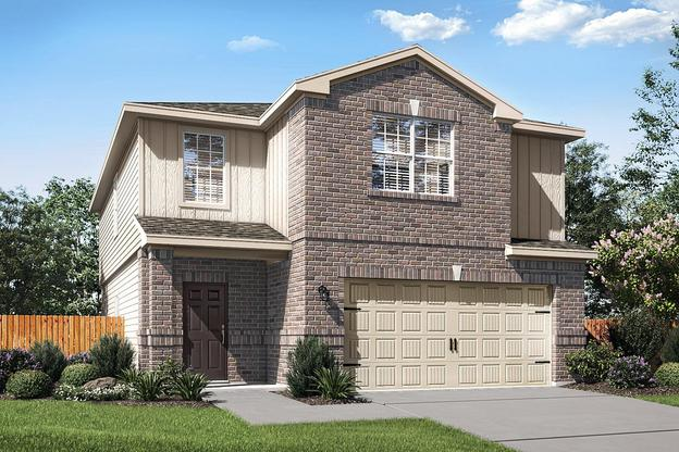 The Willow Plan by LGI Homes:The Willow Plan has 5 bedrooms, 2.5 baths and a large gameroom!