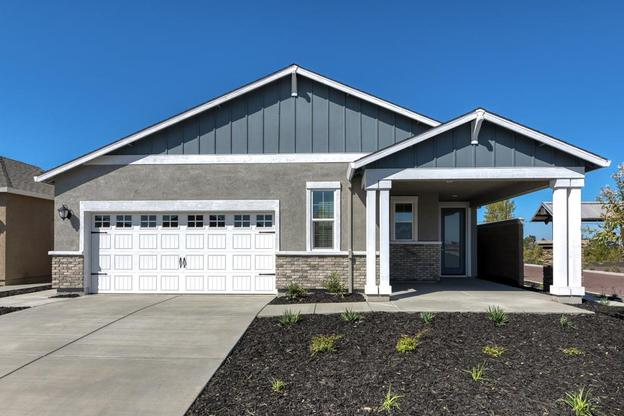 Summit at Liberty, a 55+ community:A variety of single-story homes are available