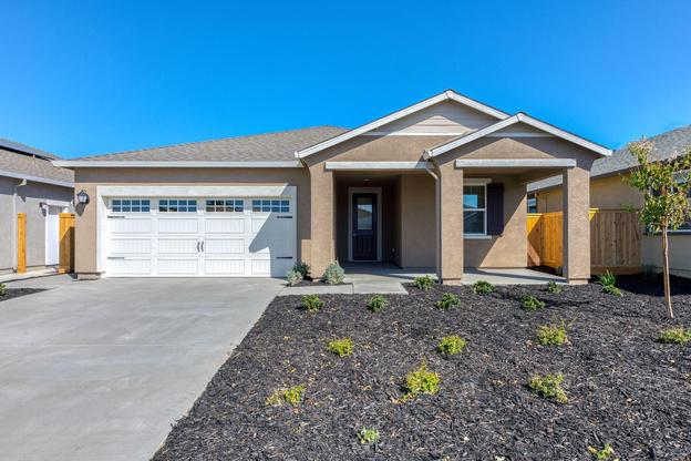 The Alpine:Gorgeous single-story home with tons of upgrades!