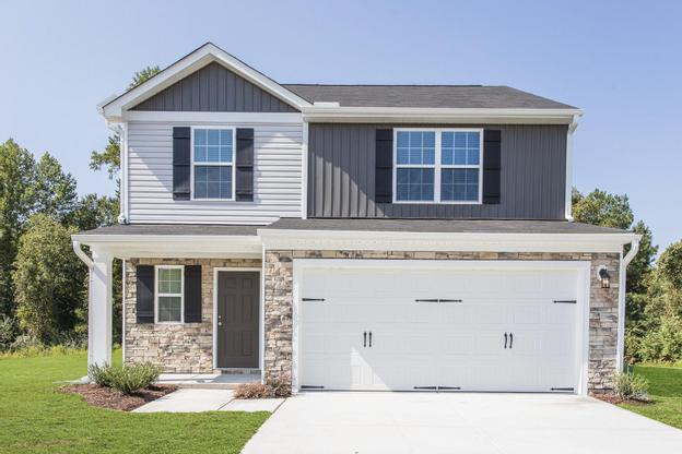 The Avery Plan:Gorgeous 3 bed/2.5 bath home with spacious loft!