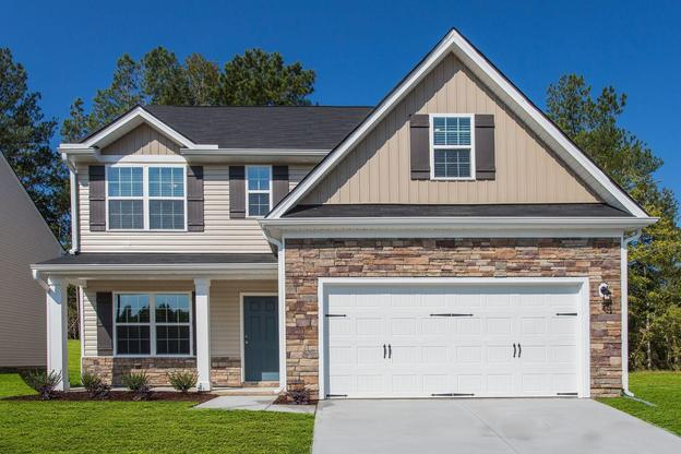The Hartford Plan:Gorgeous 4 bed/2.5 bath home with tons of space!