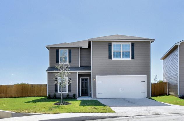 The Driftwood by LGI Homes:The Driftwood is a spacious two-story, 5 bedroom home within the community of Luckey Ranch!