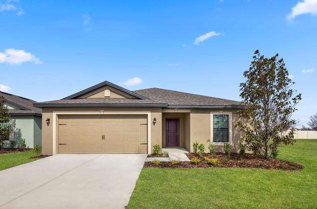 The Amelia :LGI Homes - Cape Coral