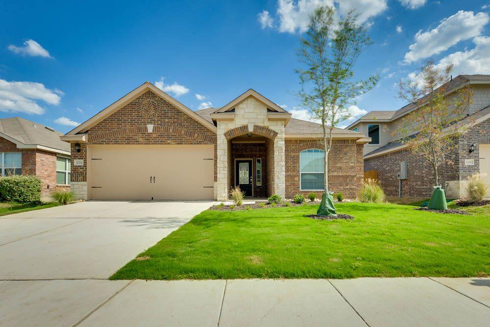Lgi homes new home plans in san antonio tx newhomesource for House plans san antonio