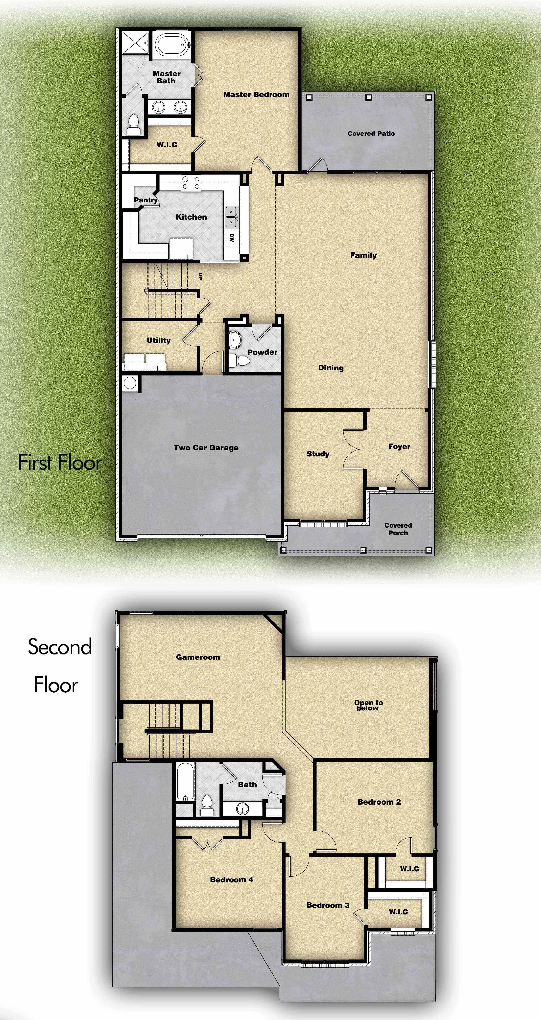 Superior Plan Manor Texas Superior Plan at Presidential