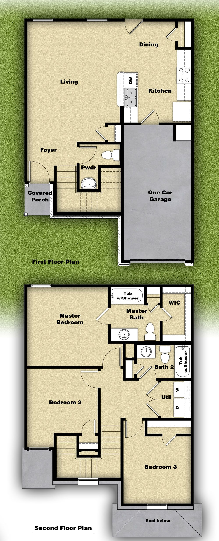Ash Plan Jarrell Texas Ash Plan at Sonterra by LGI Homes