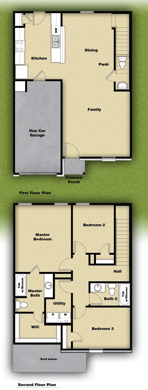 Maple Plan At Sonterra In Jarrell Texas By Lgi HomesPlan