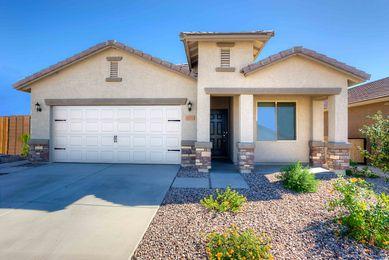 New Construction Floor Plans In Tucson Az Newhomesource