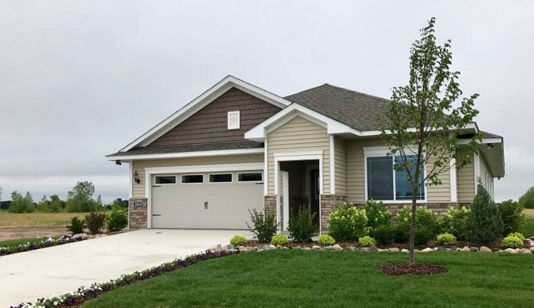 Amazing Sanford Select Acres By LGI Homes In Minneapolis St. Paul Minnesota
