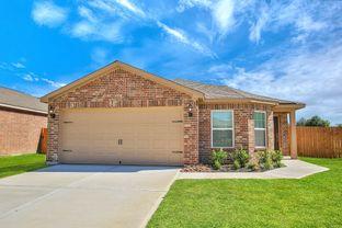 Pecos - Bauer Landing: Hockley, Texas - LGI Homes