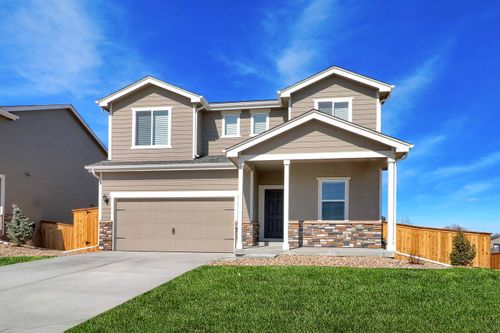 Prairiestar By Lgi Homes In Fort Collins Loveland Colorado