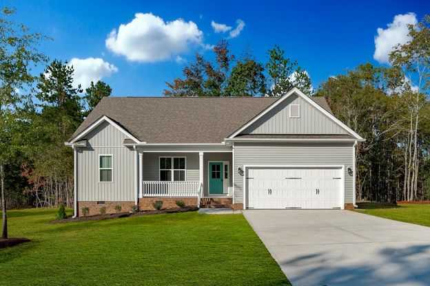 Kendal Forest In Franklinton, NC, New Homes & Floor Plans