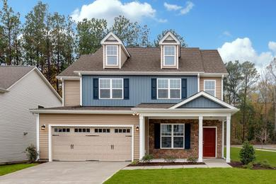 New Construction Homes & Plans in Sneads Ferry, NC | 716 Homes