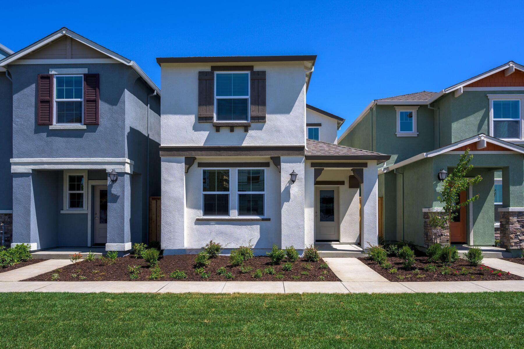 Exterior featured in the Empire By LGI Homes in Sacramento, CA