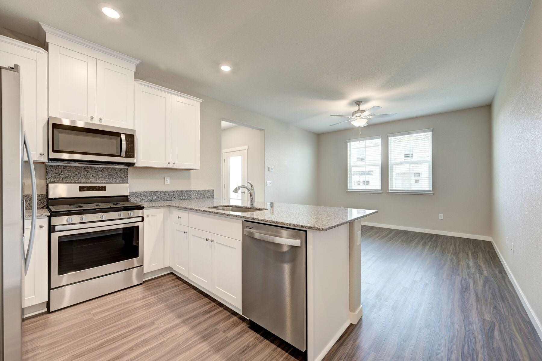 Kitchen featured in the Empire By LGI Homes in Sacramento, CA