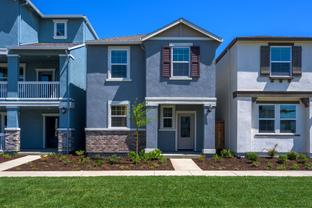 Kennedy - Port Towne at Bridgeway Lakes: West Sacramento, California - LGI Homes