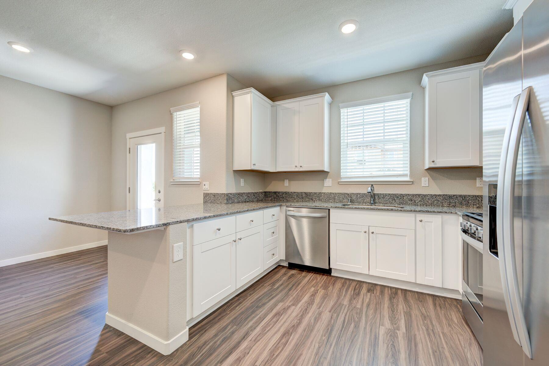 Kitchen featured in the Kennedy By LGI Homes in Sacramento, CA