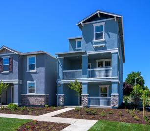 Loomis - Port Towne at Bridgeway Lakes: West Sacramento, California - LGI Homes