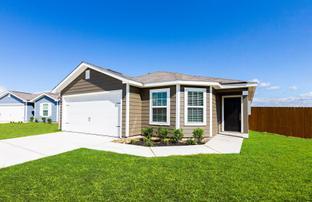 Pecos - Williams Trace: Magnolia, Texas - LGI Homes