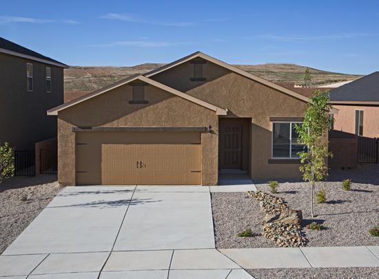 Entrada at High Range by LGI Homes in Albuquerque New Mexico