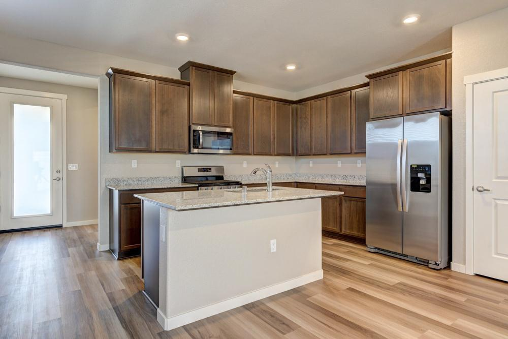 Kitchen featured in the Baldwin By LGI Homes in Vallejo-Napa, CA