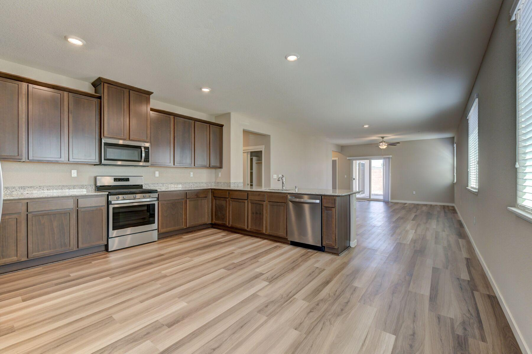 Kitchen featured in the Penny By LGI Homes in Vallejo-Napa, CA