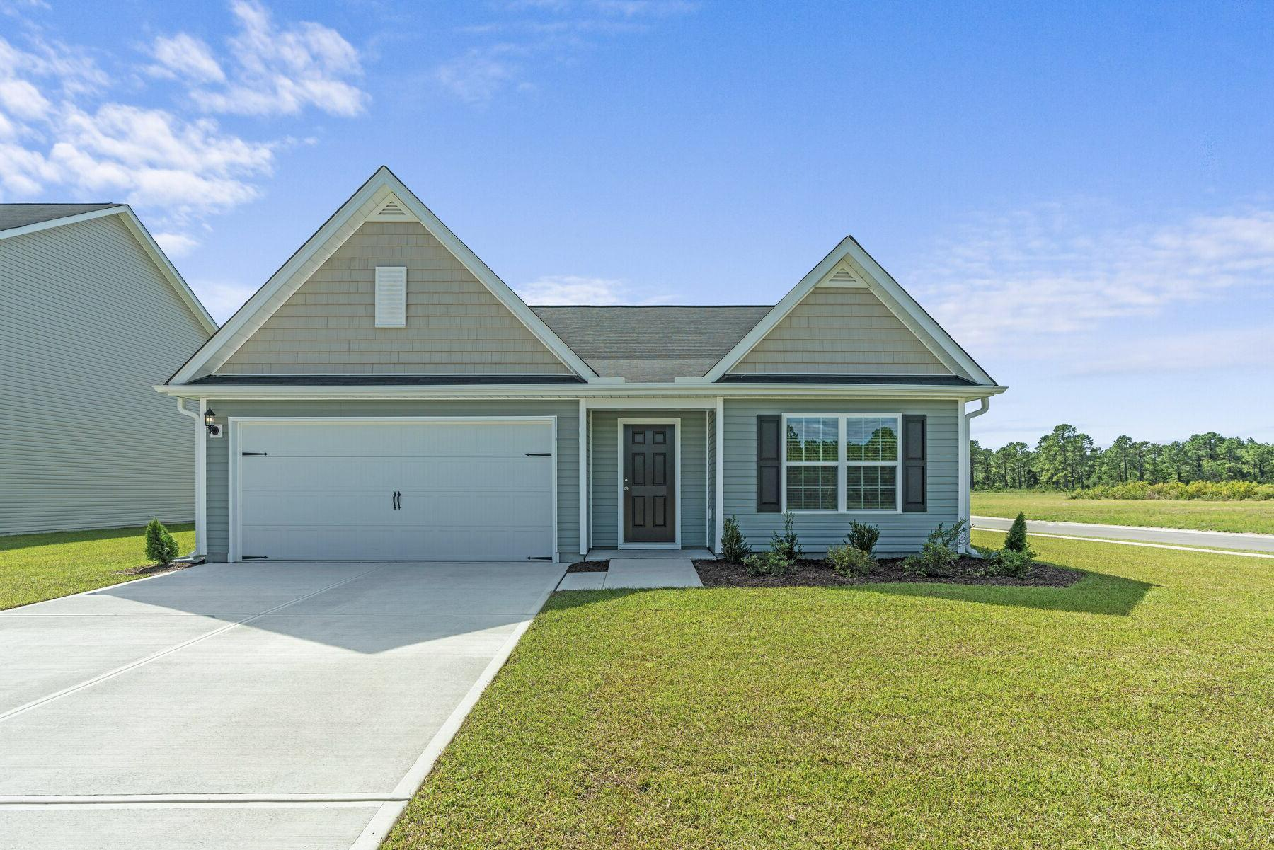 Exterior featured in the Allatoona By LGI Homes in Columbia, SC