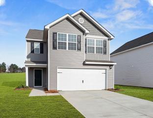 Burke - Glen Meadows: Inman, South Carolina - LGI Homes
