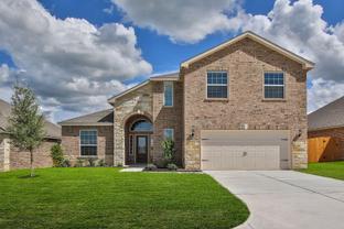 Marquette - Bauer Landing: Hockley, Texas - LGI Homes