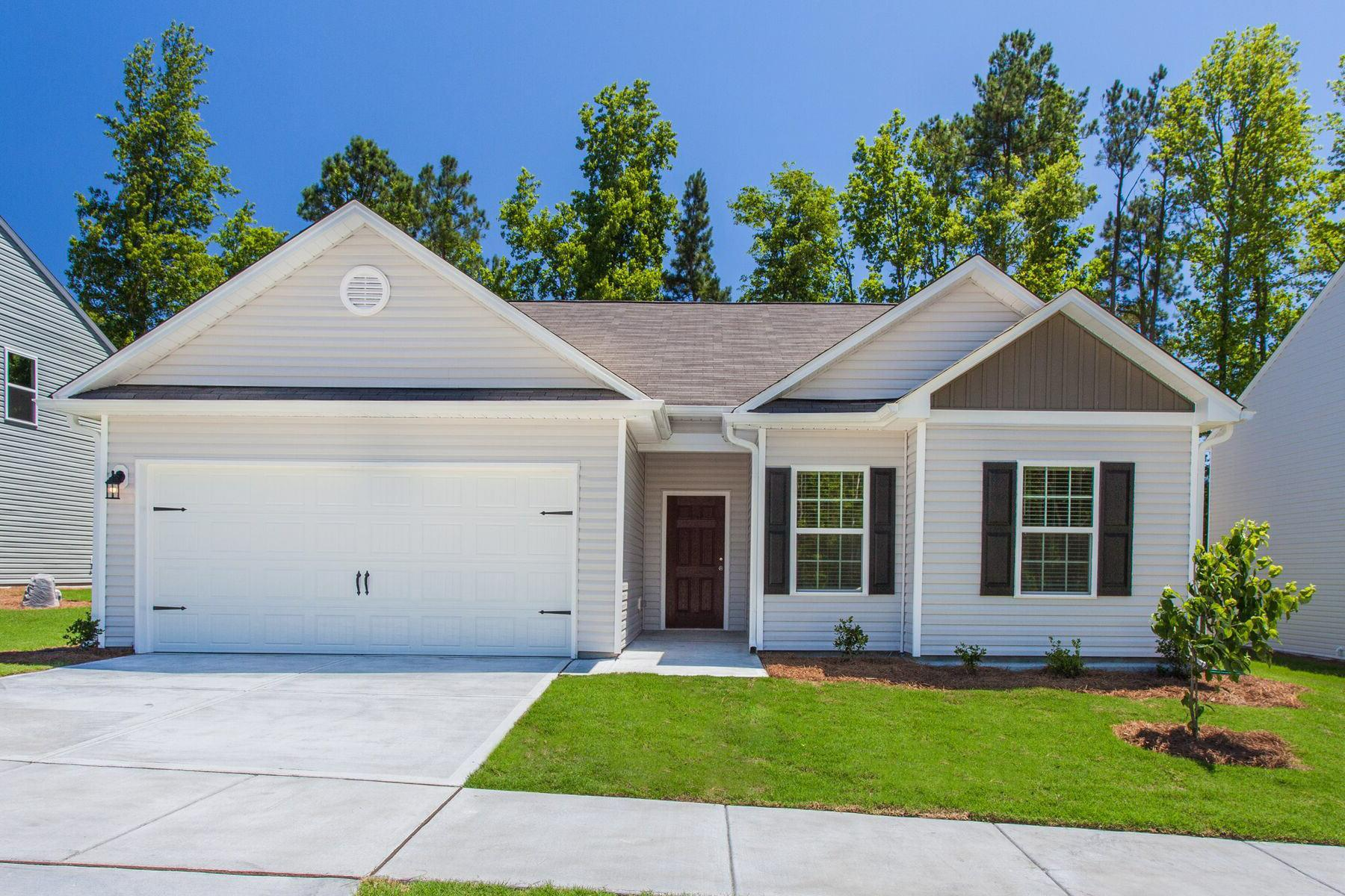Exterior featured in the Alexander By LGI Homes in Columbia, SC