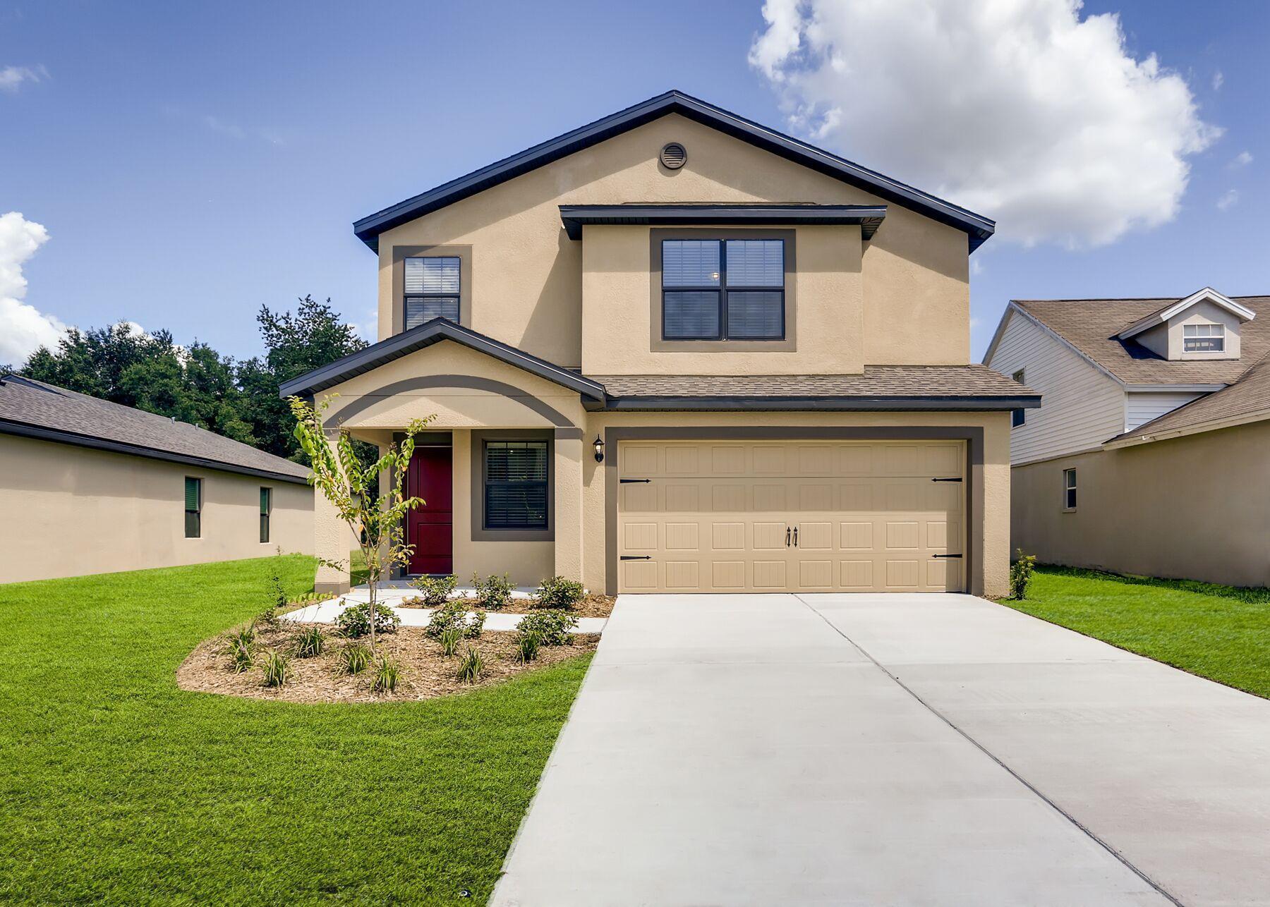 'Poinciana' by LGI Homes in Orlando