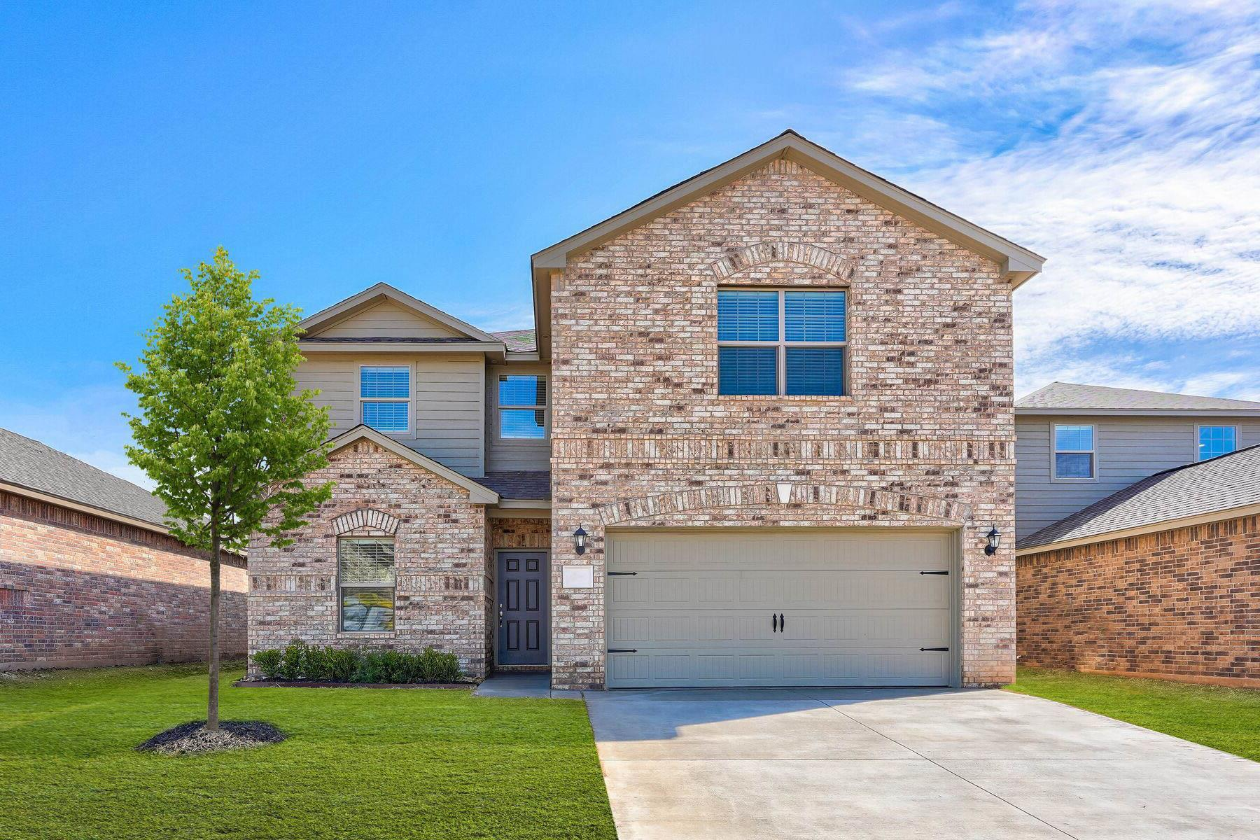 'Crimson Lake Estates' by LGI Homes in Oklahoma City