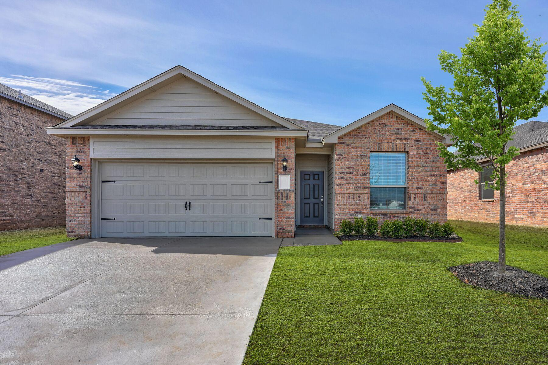 Exterior featured in the Maple By LGI Homes in Oklahoma City, OK