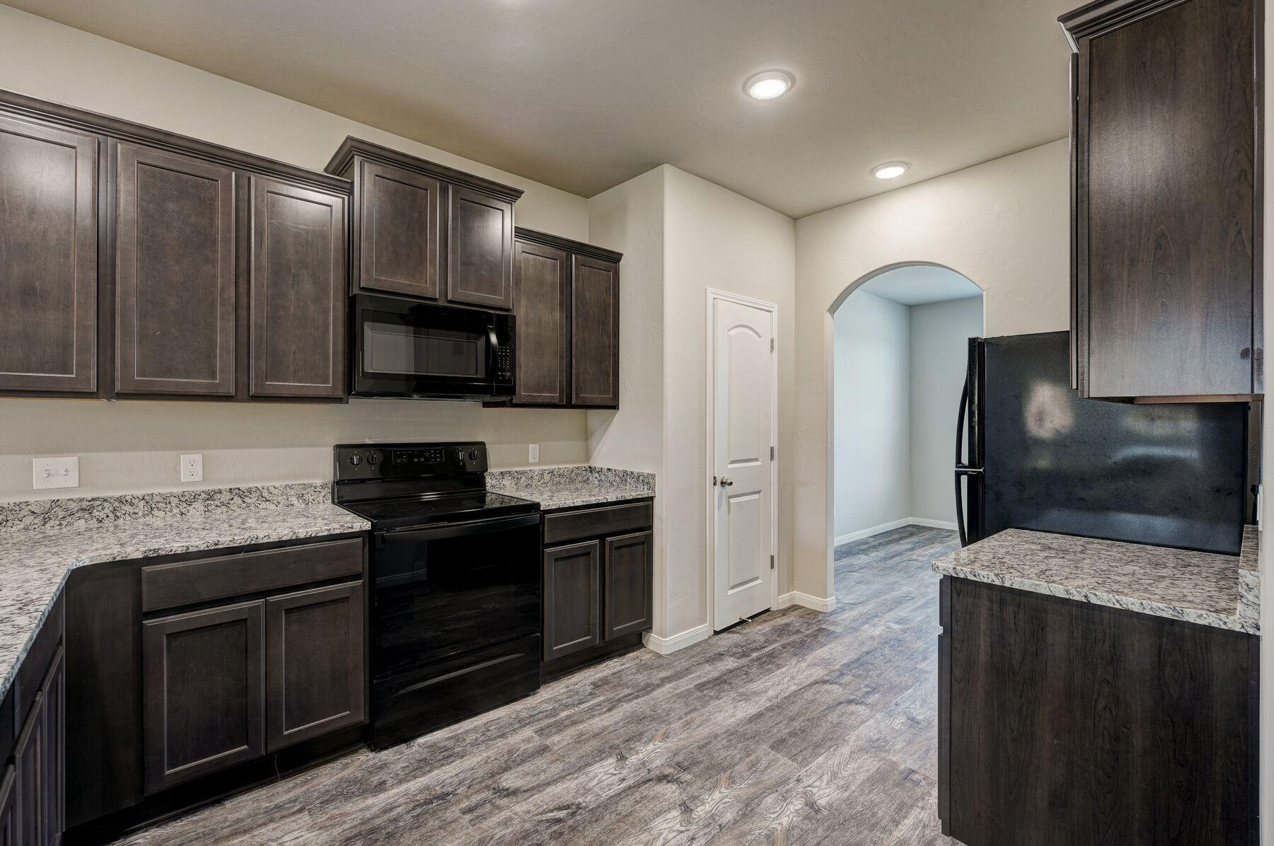 Kitchen featured in the Maple By LGI Homes in Oklahoma City, OK