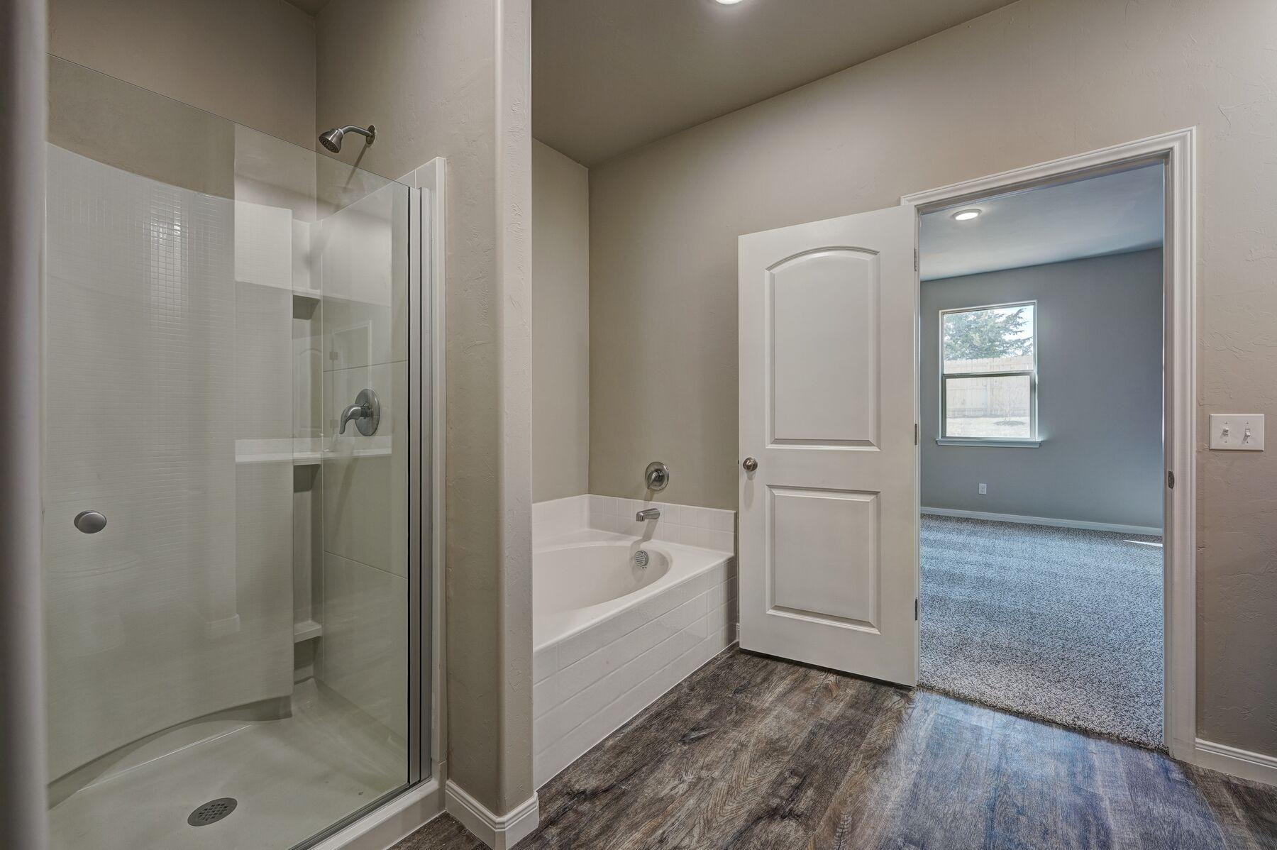 Bathroom featured in the Sabine By LGI Homes in Oklahoma City, OK