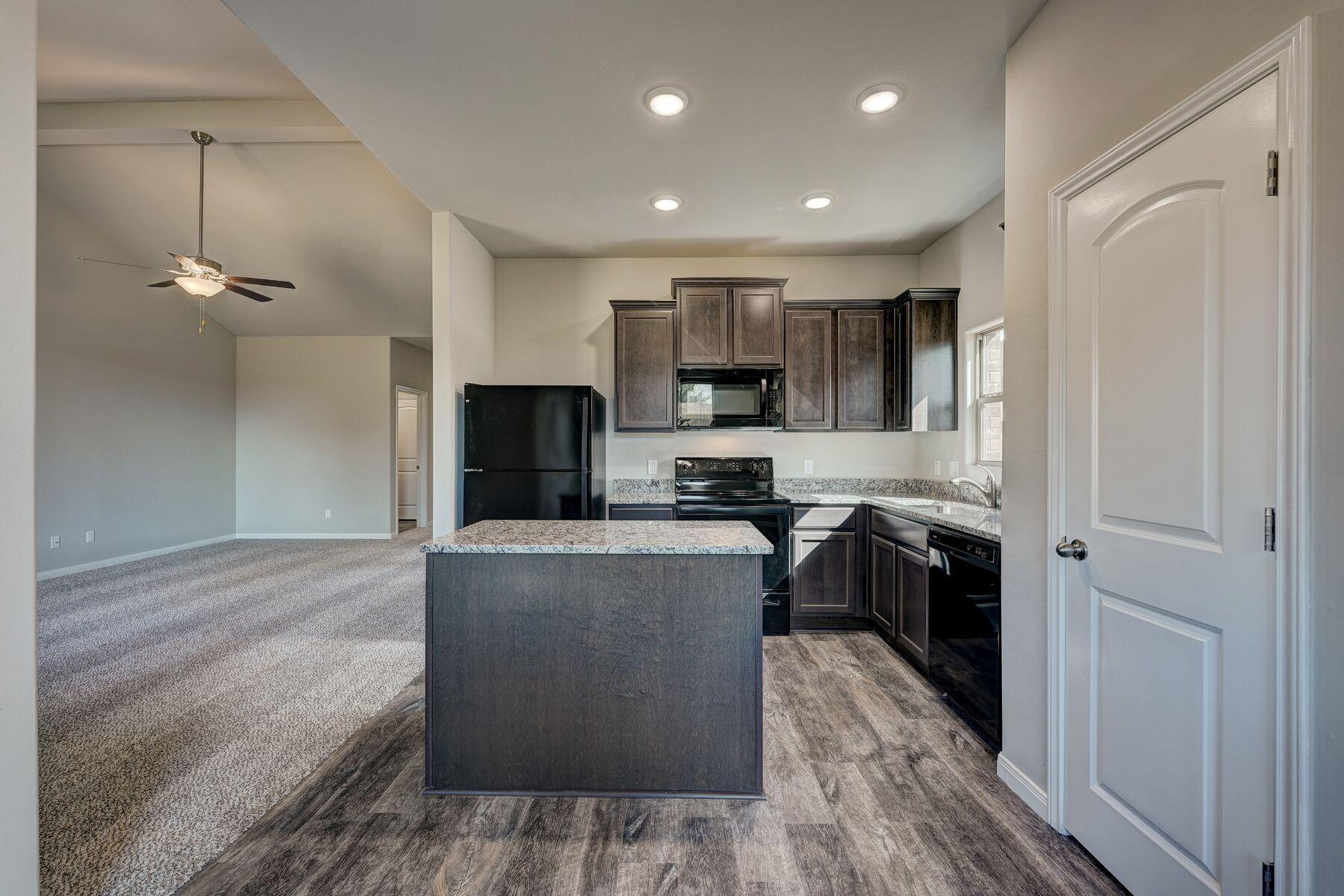 Kitchen featured in the Sabine By LGI Homes in Oklahoma City, OK